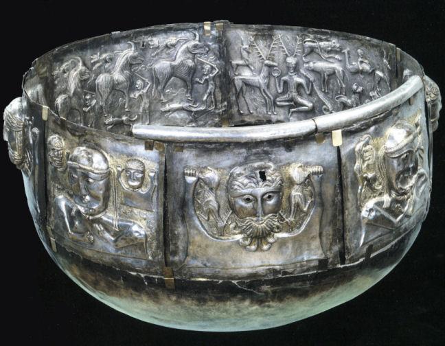 Výsledek obrázku pro Gundestrup cauldron